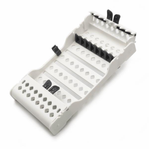Cassette 8 Instrumentos -Marca: 6B Germany Organizadores | Odontology BG