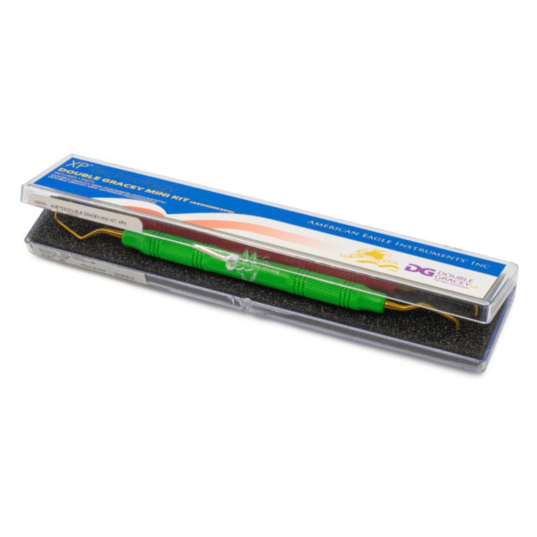 Mini Kit Doble Gracey XPX -Marca: American Eagle Kits   Odontology BG
