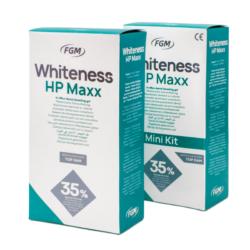 Whiteness HP Maxx 35% -Marca: FGM Blanqueamiento | Odontology BG