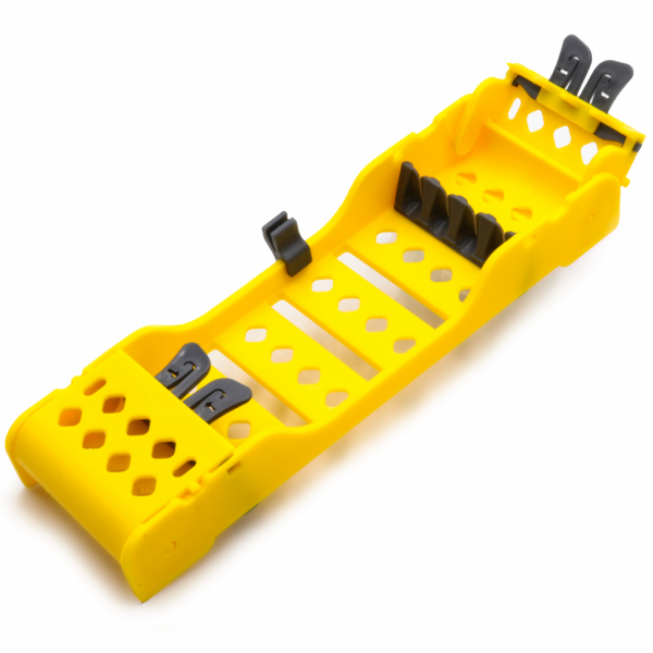 Cassette 4 Instrumentos -Marca: 6B Germany Organizadores | Odontology BG