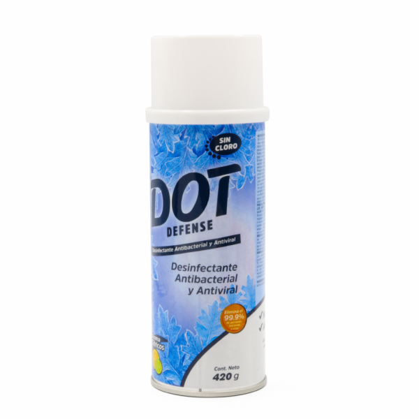 Desinfectante DOT Defense -Marca: Genérica Control De Infecciones | Odontology BG