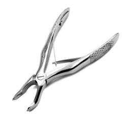 Fórceps Infantil 563 -Marca: 6B Germany Cirugía | Odontology BG
