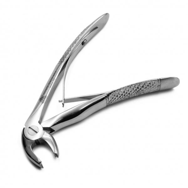Fórceps Infantil 566 -Marca: 6B Germany Cirugía | Odontology BG