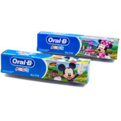 Pasta Dental Disney Kids -Marca: Oral-B Higiene   Odontology BG
