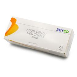 Aguja ZEYCO -Marca: ZEYCO Anestesia   Odontology BG