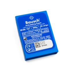 Papel Articular BK101 Azul -Marca: BAUSCH Desechables | Odontology BG