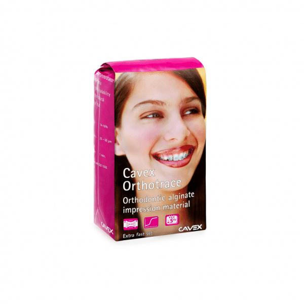 Alginato Orthotrace -Marca: CAVEX Consumibles de Impresión   Odontology BG