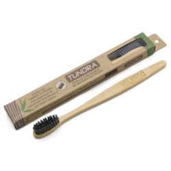Cepillo Tundra Bambú -Marca: Laboratorios Clinic Higiene   Odontology BG