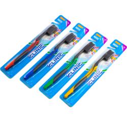 Cepillo Cerdas De Carbón Activado Nano -Marca: Laboratorios Clinic Higiene   Odontology BG