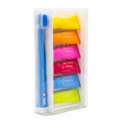 Kit Cepillo CS 5460 + Six Pack [BE YOU.] -Marca: CURAPROX Higiene | Odontology BG