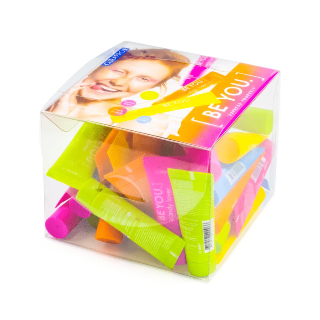 Pasta Dispenser c/36 x 10ml -Marca: CURAPROX Higiene   Odontology BG
