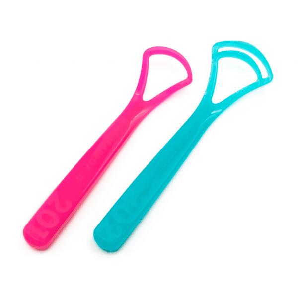 Limpiadores de Lengua CTC 203 Dúo -Marca: CURAPROX Higiene | Odontology BG