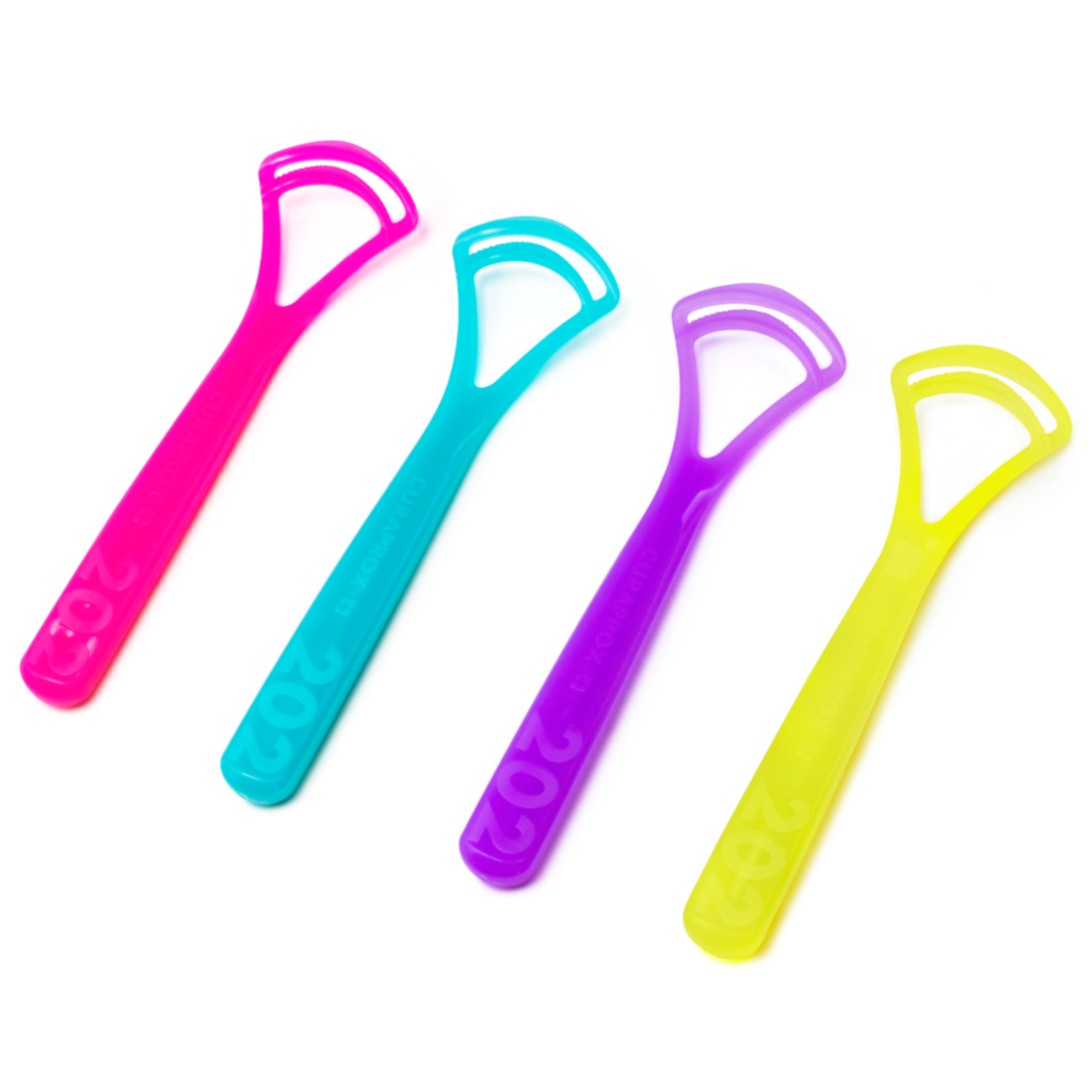 Limpiador de Lengua CTC 202 -Marca: CURAPROX Higiene   Odontology BG