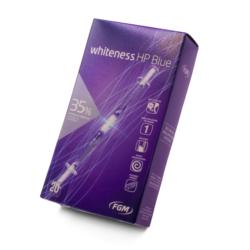 Whiteness HP Blue 35% Calcium -Marca: FGM Blanqueamiento   Odontology BG