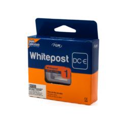 White Post DC E #.5 -Marca: FGM Postes | Odontology BG