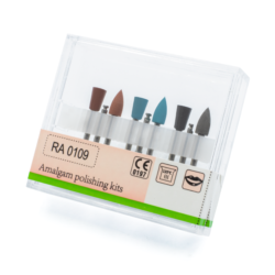 Kit Pulido de Amalgama RA0109 -Marca: Genérica Abrasivos | Odontology BG