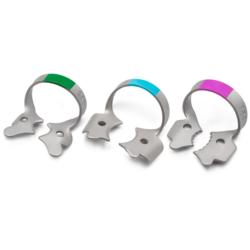 Grapas con Aleta -Marca: Hygenic Instrumentos de Aislamiento | Odontology BG