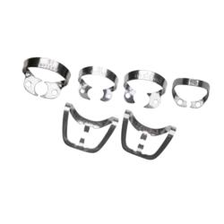 Kit Grapas Brinker Universal -Marca: Hygenic Instrumentos de Aislamiento | Odontology BG