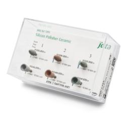 Kit Silicon Para Pulido De Porcelana 1395 -Marca: JOTA Abrasivos   Odontology BG