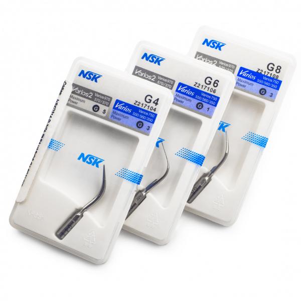 Puntas Para Varios Scaling -Marca: NSK Escariadores | Odontology BG