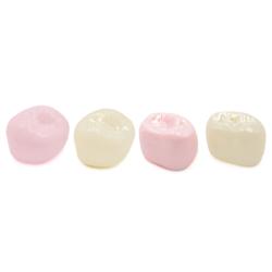 Kit Coronas Zircornia 1a Molar Claro -Marca: NuSmile Coronas Prefabricadas   Odontology BG