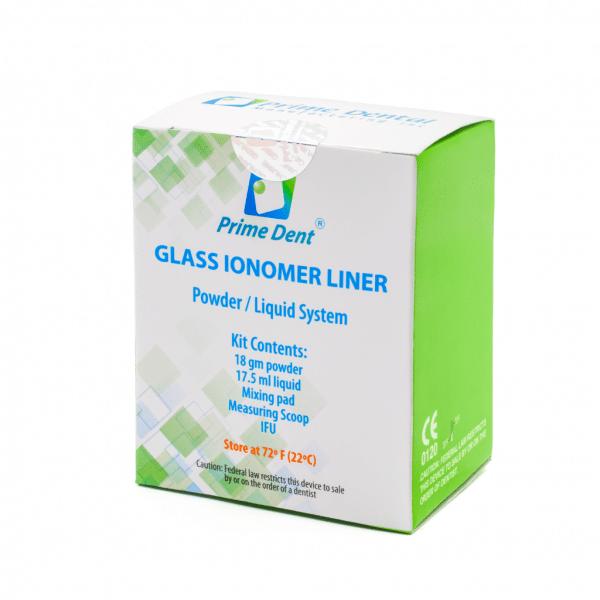 Ionómero de Vidrio Liner -Marca: PRIME DENT Cemento | Odontology BG