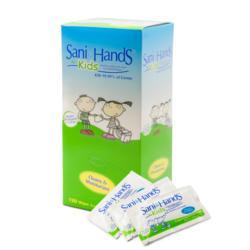 Toallitas Sani-Hands ™ Kids -Marca: PDI Healthcare Control De Infecciones | Odontology BG
