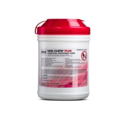 Sani-Cloth Plus Rojo -Marca: PDI Healthcare Control De Infecciones | Odontology BG