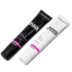 Pastas Black is White -Marca: CURAPROX Higiene   Odontology BG