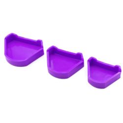 Zócalo Inferior 3 pzas -Marca: Steel Yeso | Odontology BG