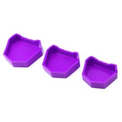 Zócalo Superior 3 pzas -Marca: Steel Yeso | Odontology BG