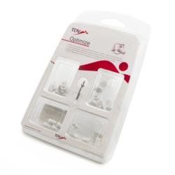 Optimize Kit 24 pzas -Marca: TDV Abrasivos | Odontology BG