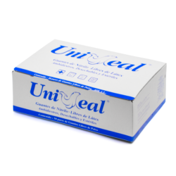 Guante Nitrilo Uniseal Estéril -Marca: UniSeal Control De Infecciones | Odontology BG