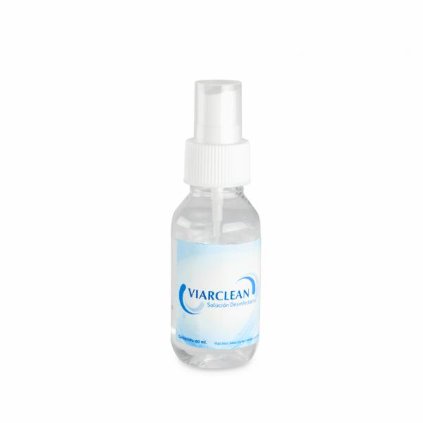 Viarclean Solución Desinfectante de Manos -Marca: Viarden Control De Infecciones | Odontology BG