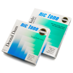 Dique Nictone -Marca: MDC Aislamiento | Odontology BG