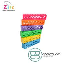 Cassette Esterilizar Botadores-Forceps Zirc -Marca: Zirc Organizadores | Odontology BG