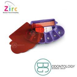 Organizador Tipo Arcada -Marca: Zirc Resinas | Odontology BG