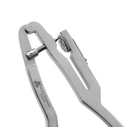 Perforadora De Dique Tipo Ivory -Marca: 6B Germany Instrumentos de Aislamiento | Odontology BG