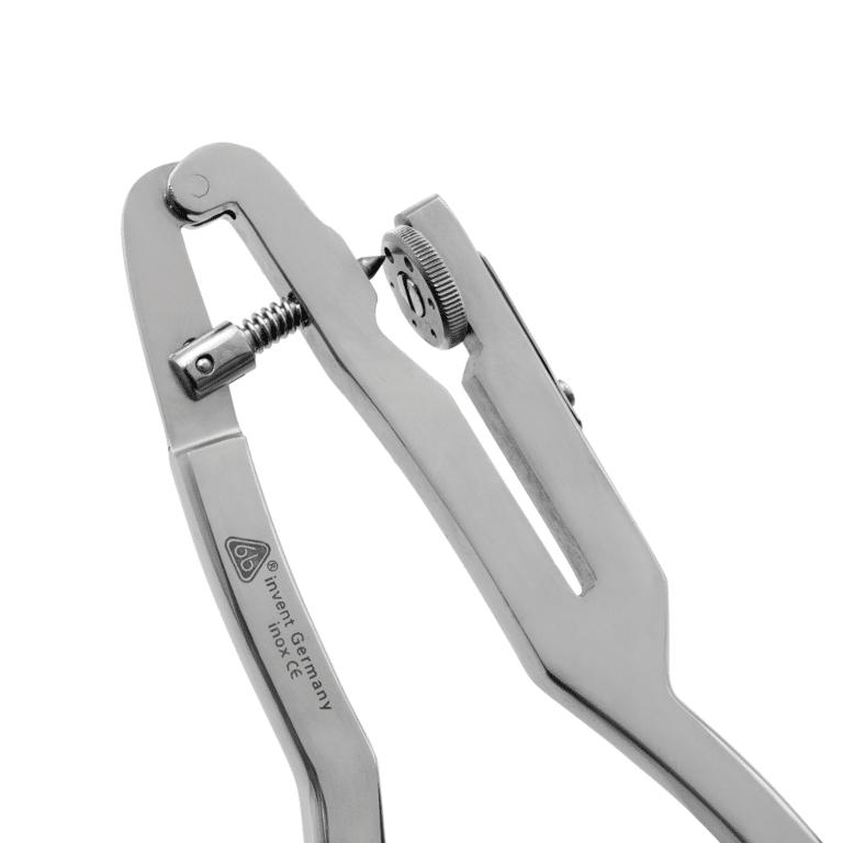 Perforadora De Dique Tipo Ivory -Marca: 6B Germany Instrumentos de Aislamiento   Odontology BG