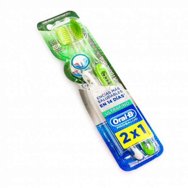 Cepillo Pro Salud 35 Ultrafino -Marca: Oral-B Higiene   Odontology BG