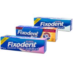 Adhesivo Fixodent -Marca: Oral-B Higiene   Odontology BG