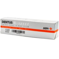 Rx Periapical AGFA Adulto -Marca: AGFA Rayos X   Odontology BG