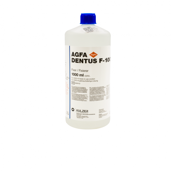Fijador AGFA Dentus 1L -Marca: AGFA Rayos X | Odontology BG