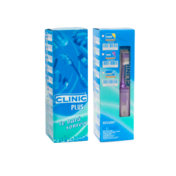 Cepillo Viaje GO -Marca: Laboratorios Clinic Higiene   Odontology BG