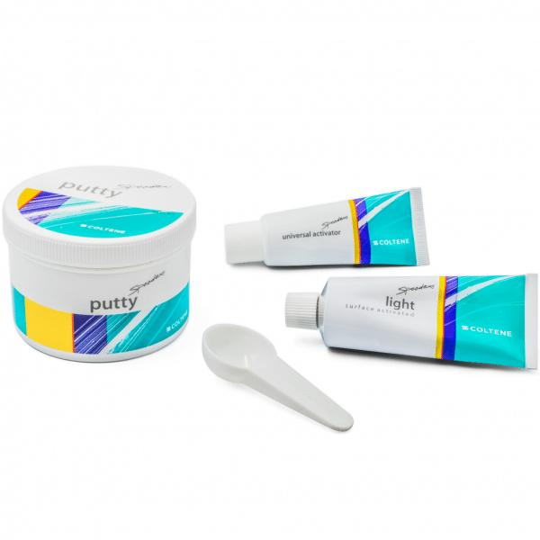 Speedex Trial Kit Chico -Marca: Coltene Consumibles de Impresión   Odontology BG