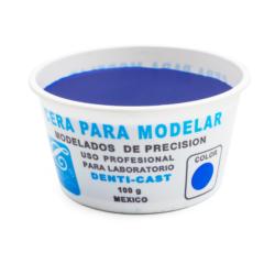 Cera para Modelado en tarro de color. -Marca: Denti Cast Consumibles de Laboratorio | Odontology BG