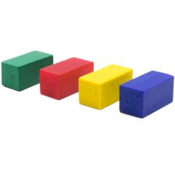Cera para Modelado en cubos de color -Marca: Denti Cast Consumibles de Laboratorio | Odontology BG