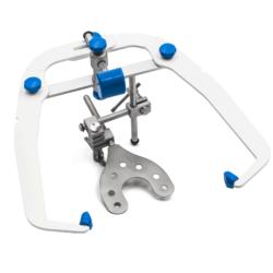 Articulador 12000 Plus Azul -Marca: Dentflex Articuladores | Odontology BG