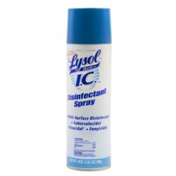 Lysol Brand III I.C. Spray -Marca: Lysol Esterilización | Odontology BG