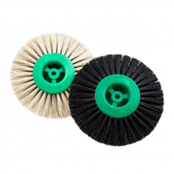 Cepillo 4 Hileras Plástico -Marca: Rhino Abrasivos | Odontology BG